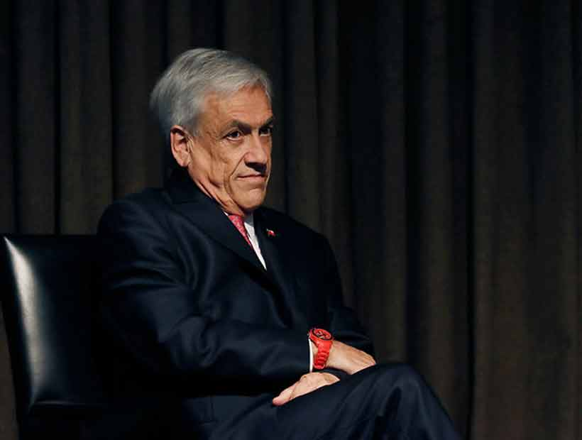 Piñera calificó de