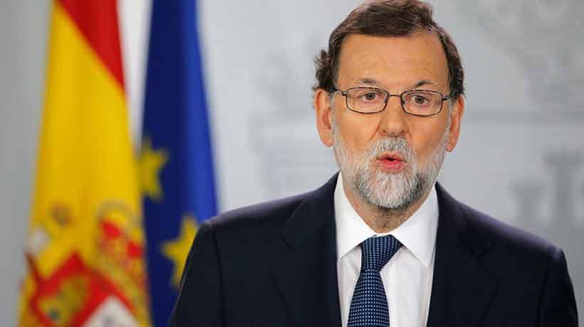 Rajoy pidió a líder catalán que aclare si declaró la independencia