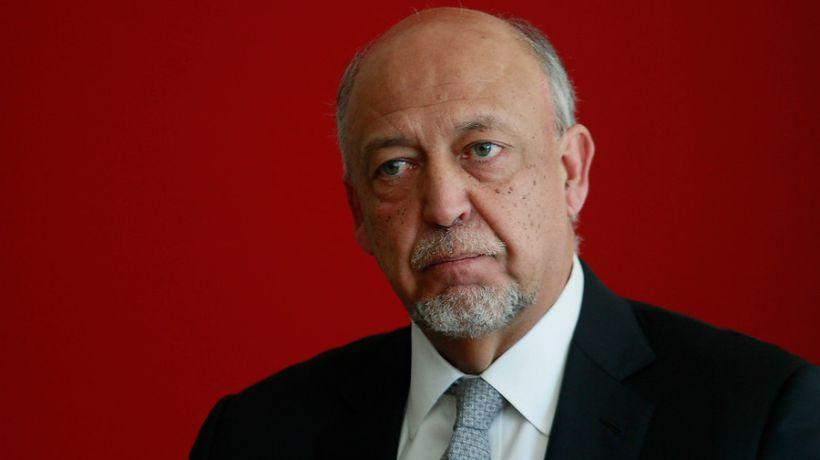 Presidente ejecutivo de Andes Iron: