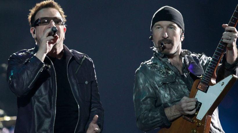 [FOTOS] U2 en Chile: locura de los fans por ver a los irlandeses en el Estadio Nacional