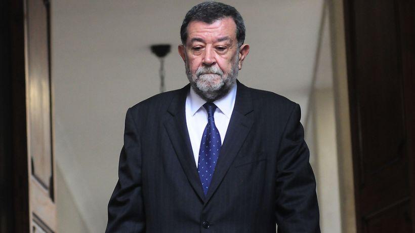 Mahmud Aleuy regresaría a La Moneda el próximo 2 de noviembre