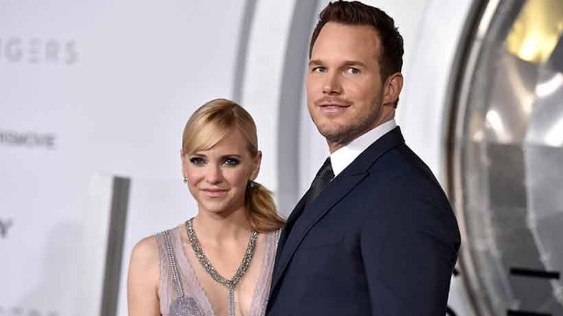 Anna Faris contó que dejó a su primer esposo por Chris Pratt