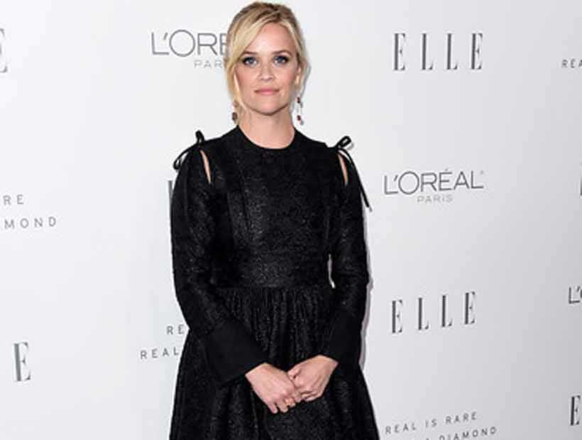Reese Witherspoon fue abusada por un director cuando tenía 16 años