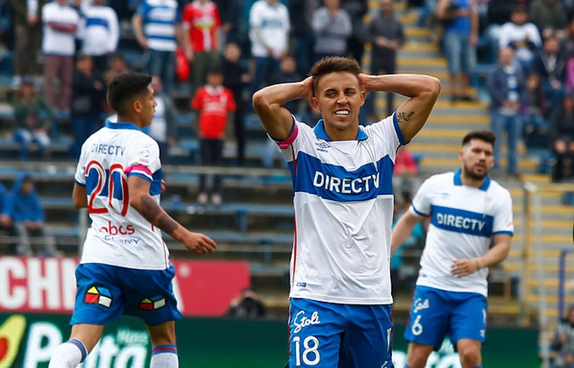 Diego Buonanotte sigue cuidando de su padre y no estará ante Huachipato