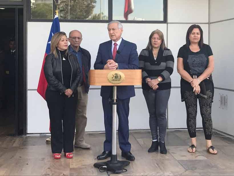 Cuatro magistrados opositores venezolanos llegaron a Chile como asilados