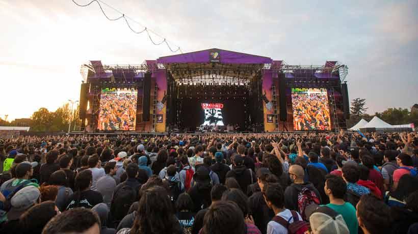 Estos son los artistas que se presentarán cada día en Lollapalooza Chile 2018