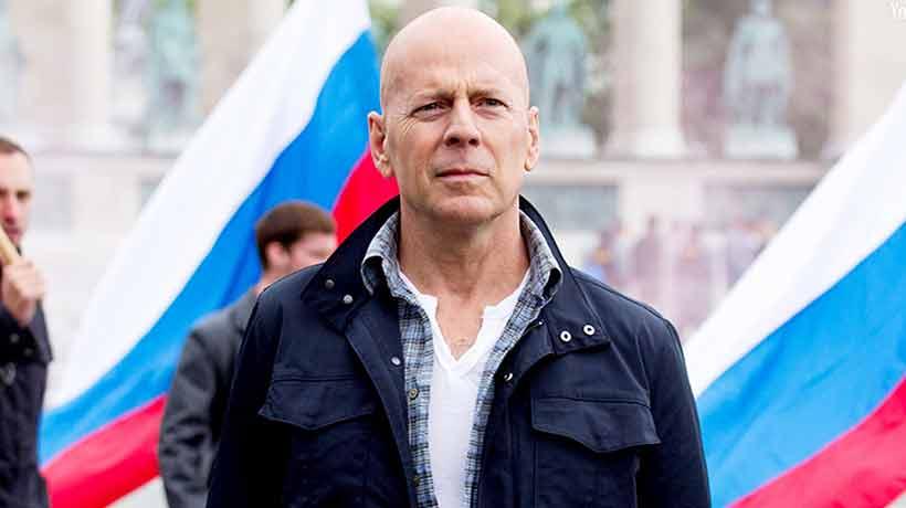 El disfraz de Bruce Willis para Halloween que causó sensación en redes