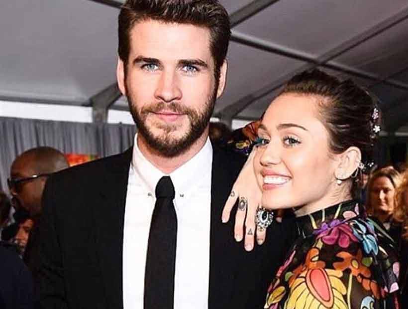 Miley Cyrus y Liam Hemsworth volvieron al lugar donde se enamoraron