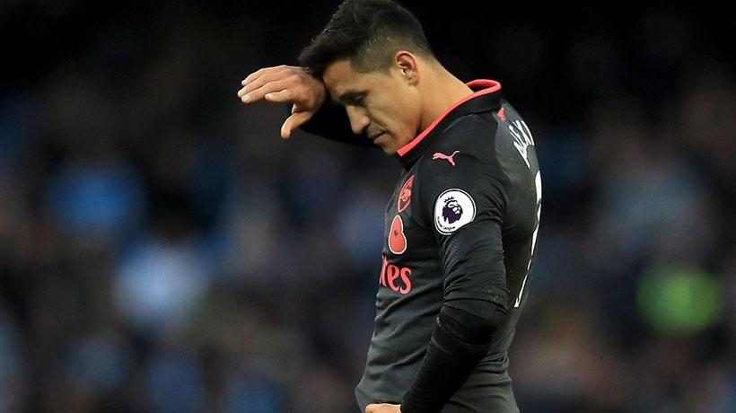 Ex capitán de Arsenal contra Alexis: