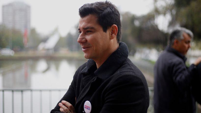 David Henríquez trató de