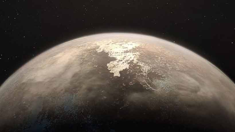 Descubrieron un planeta templado a sólo once años luz del Sistema Solar