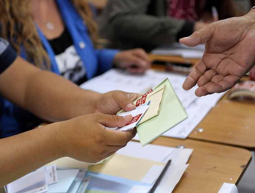 Revisa la participación de regiones en las elecciones