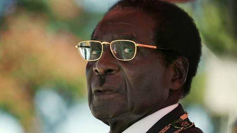 Robert Mugabe renunció como Presidente de Zimbabue