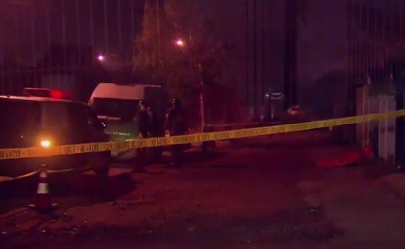 Hombre murió víctima de una bala loca en La Granja