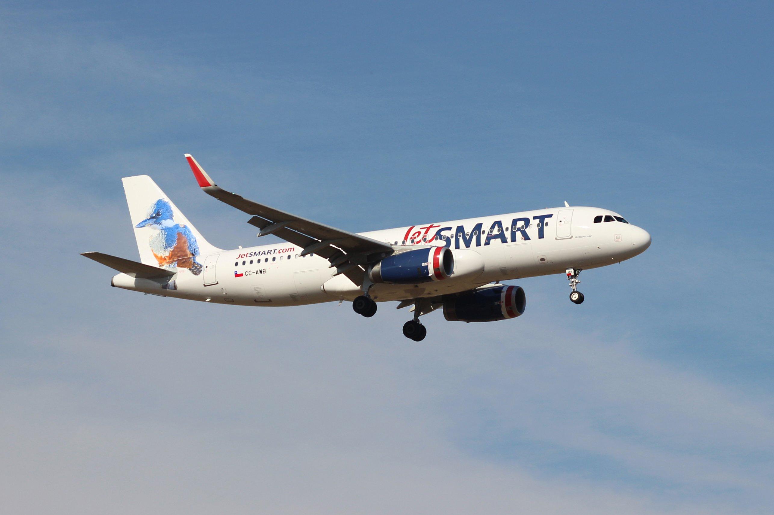 JetSMART anunció nueva ruta internacional Santiago-Lima
