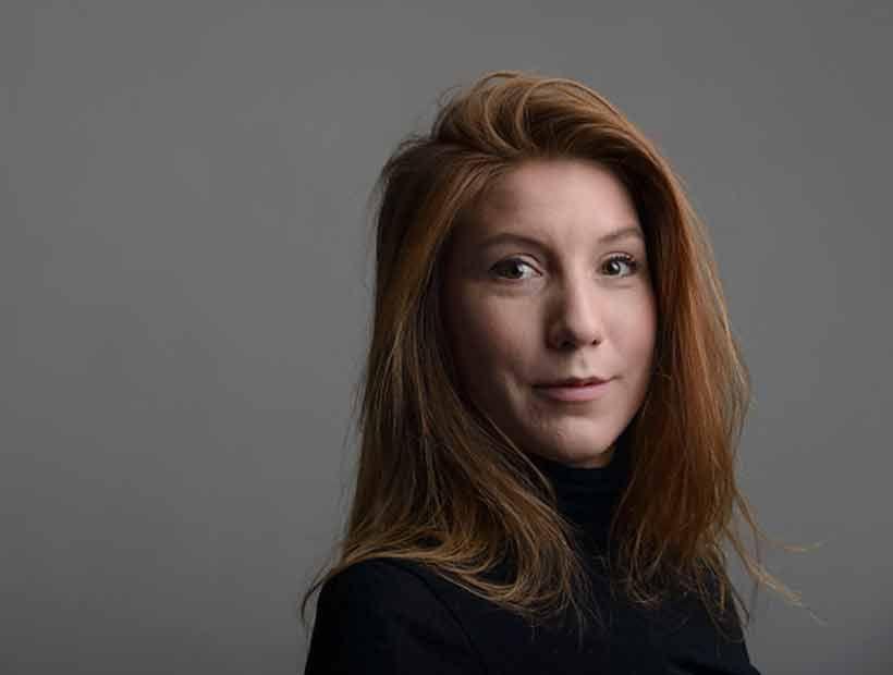 Policía danesa cree haber encontrado un brazo de la periodista sueca Kim Wall