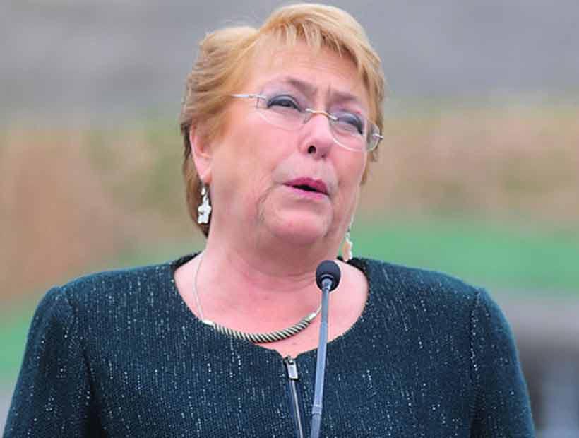 Bachelet tras muerte de Bonini:
