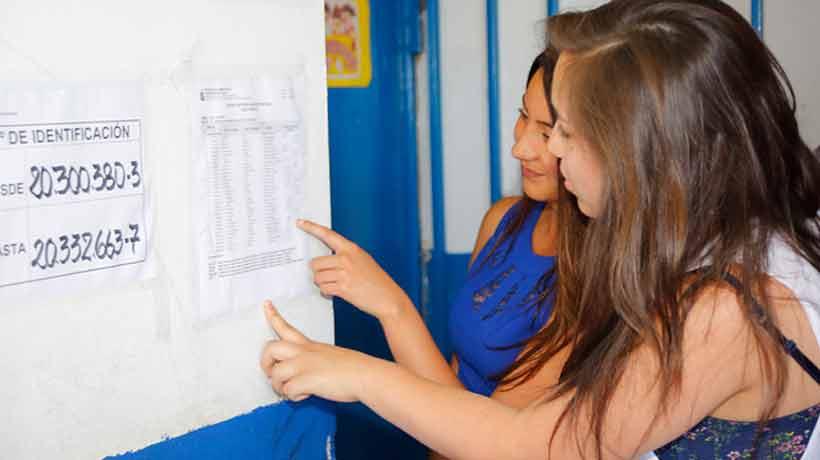 Más de 295 mil postulantes rinden la PSU