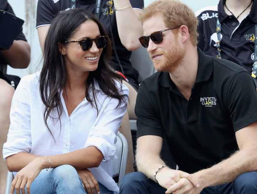 El príncipe Harry se casará con Meghan Markle