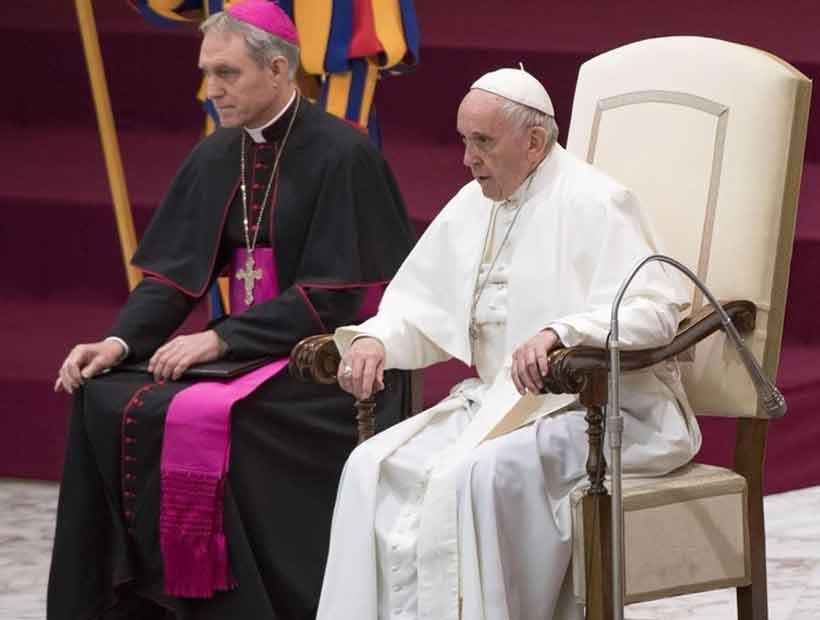 El Papa pidió respetar el statu quo de Jerusalén
