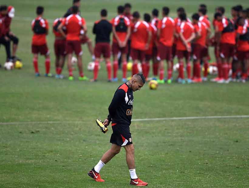 Peruano Paolo Guerrero recibió un año de sanción y se perderá el Mundial de Rusia