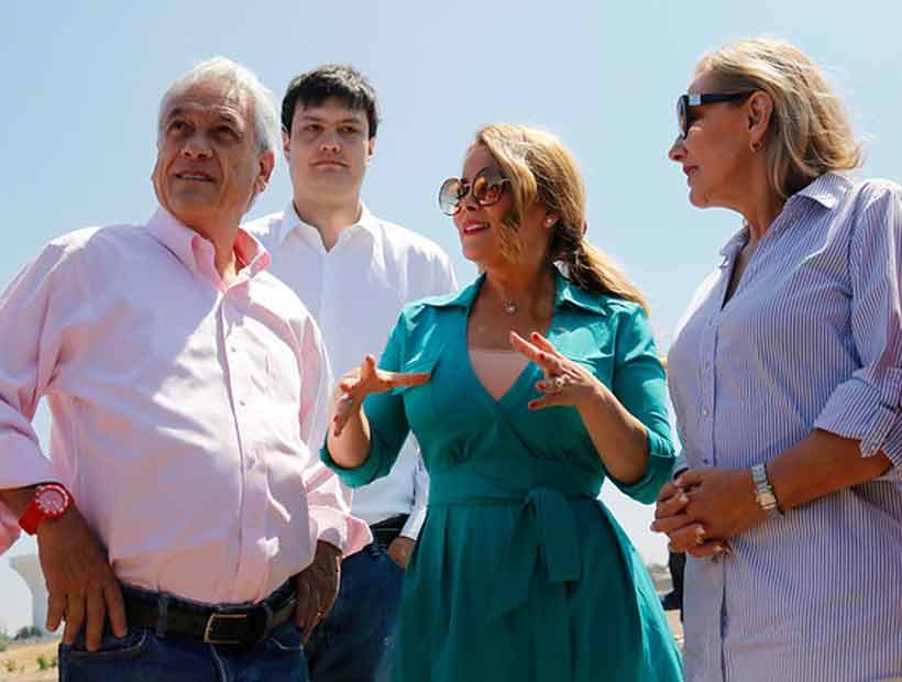 Piñera reconoció que corregir