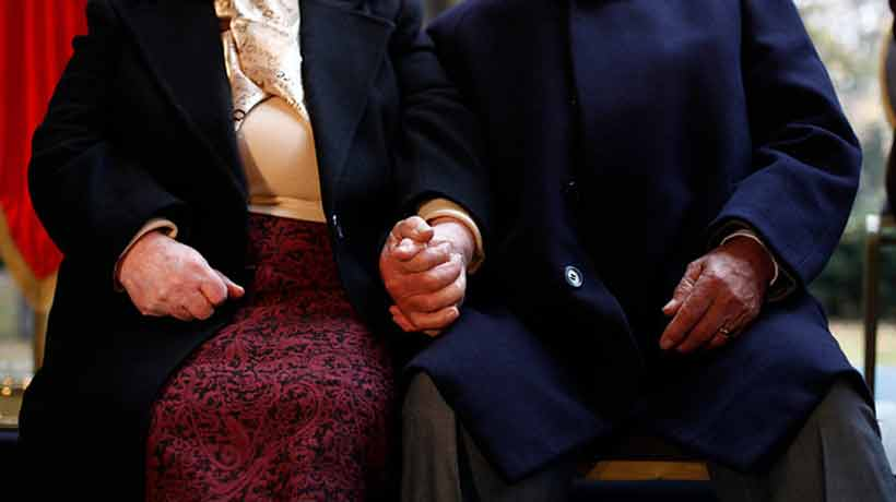 El 80% de los matrimonios sigue junto después de los 20 años