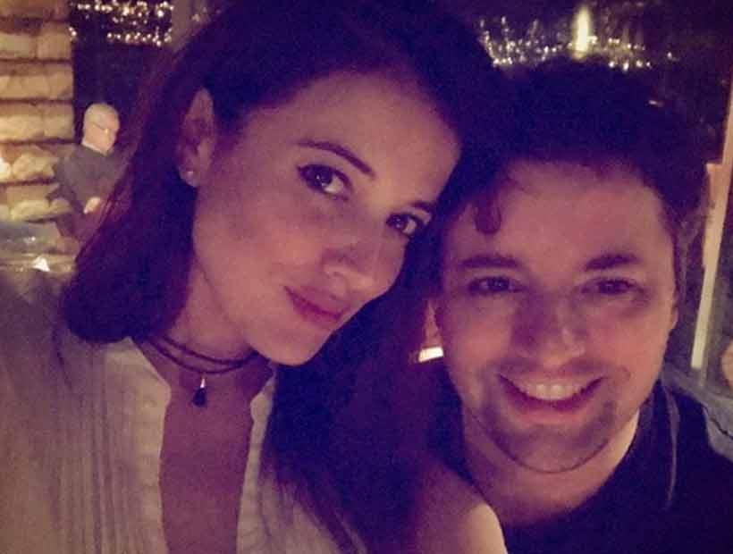 Paloma Aliaga y su pareja fueron a ver show de su ex Daniel Valenzuela y Yamila Reyna