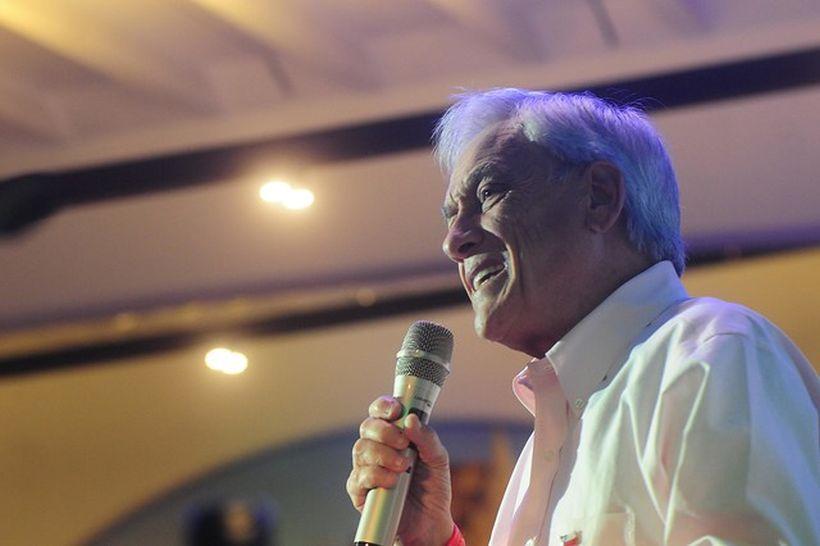 [VIDEO] Macri expresó su apoyo a Piñera: