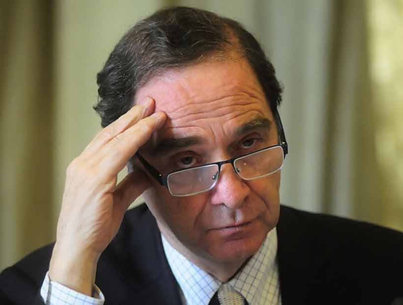Hernán Larraín lamentó que el FA y el PC