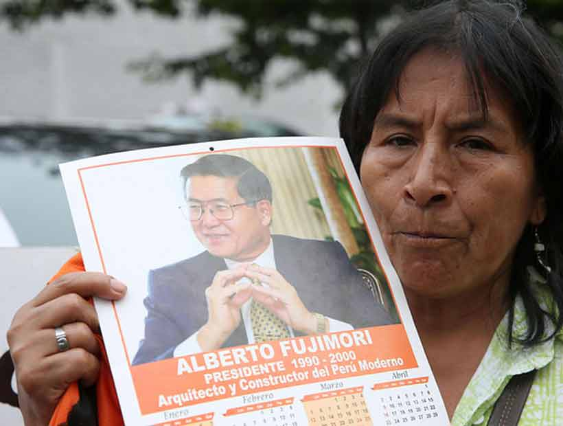 ONU dijo que el indulto a Fujimori es una