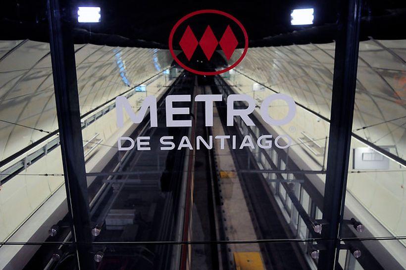 Así funcionará el Metro de Santiago en Año Nuevo
