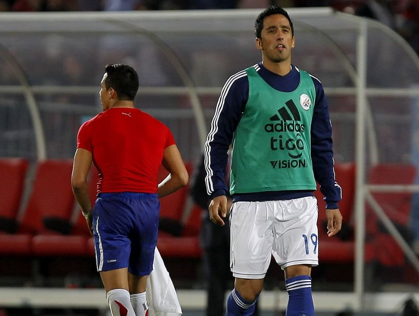 Lucas Barrios:
