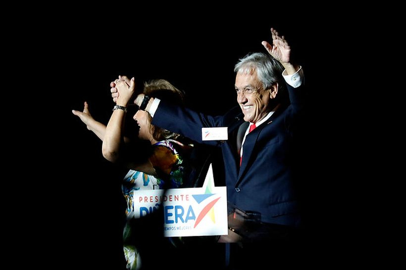 Piñera envió mensaje para cerrar el 2017:
