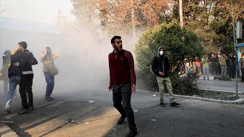 Aumentaron los muertos en las protestas en Irán