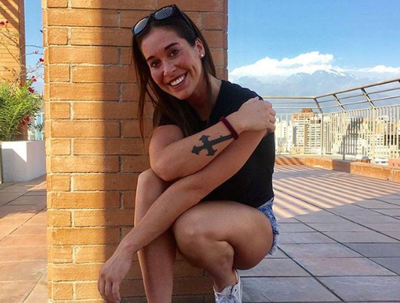 Vale Roth envió mensaje para quienes sufren anorexia y bulimia: