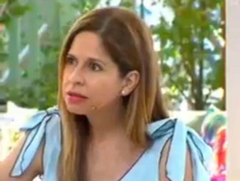 Pamela Díaz defendió los dichos de Leonardo Véliz y provocó la sorpresa de Karina Álvarez