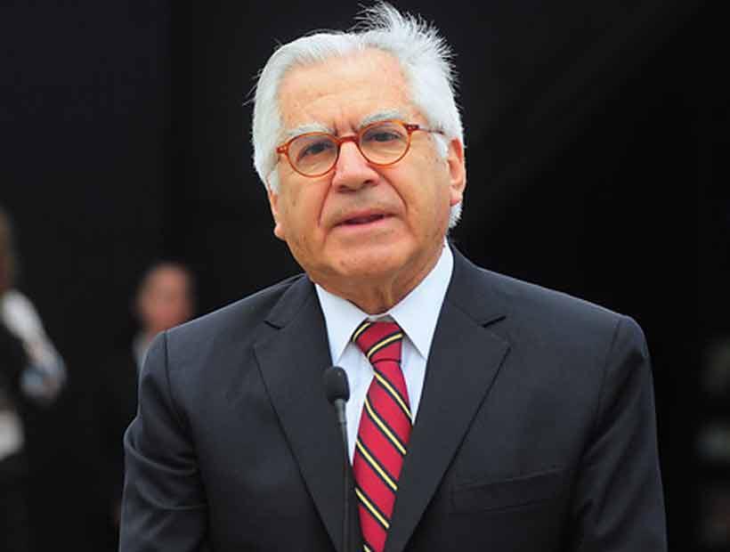 Ministro del interior descart que el papa corra riesgo for El ministro de interior
