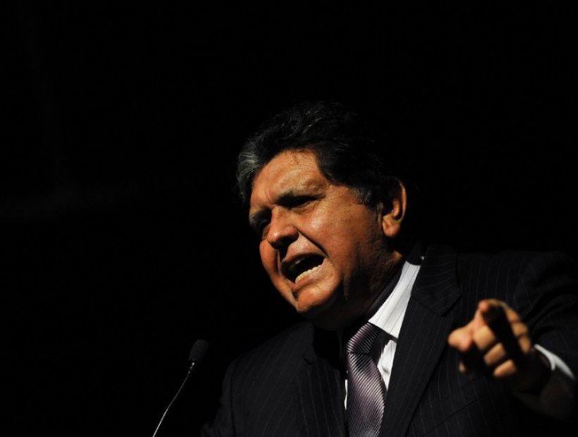 Alan García afirmó que indulto a Fujimori fue una