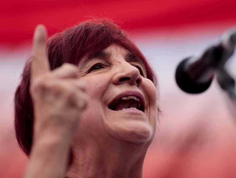 Carmen Hertz apoya el arresto domiciliario a enfermos terminales