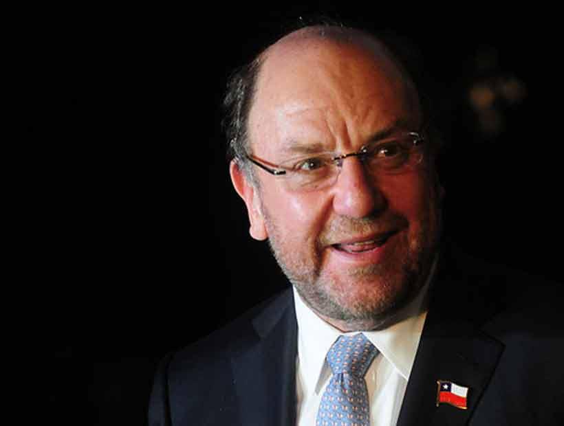 Alfredo Moreno descartó tener aspiraciones presidenciales