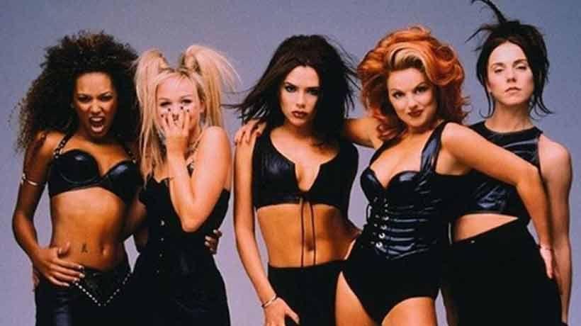 Victoria Beckham compartió fotografía de la reunion de las Spice Girls