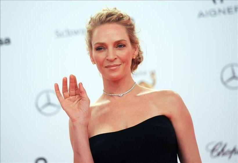 Uma Thurman confesó haber sido víctima de Harvey Weinstein