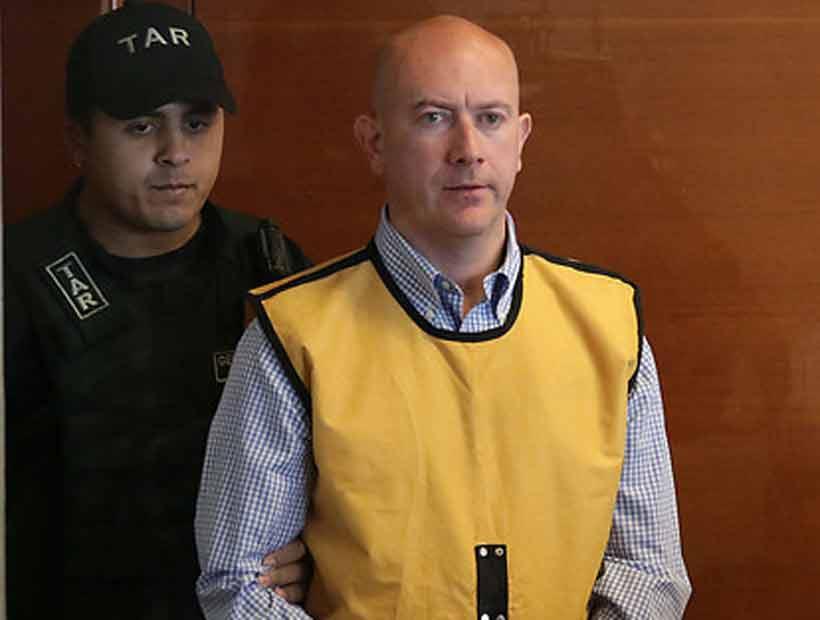 Fiscalía presentó acusación contra Rafael Garay y pidió 8 años de cárcel