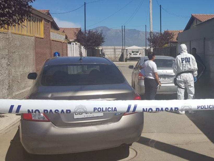 La PDI logró detener al tercer sospechoso de secuestrar a una niña en Rancagua