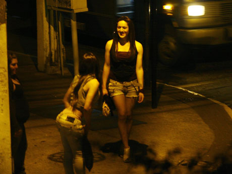 Relaciones con prostitutas putas de