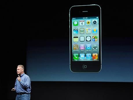 1d61cfd4f0e Finalmente hoy Apple presentó la última versión de su iPhone, el iPhone 4S,  que actualiza las funciones de su popular teléfono inteligente, ...
