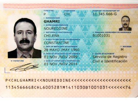 Cl San Antonio >> Nuevo carnet y pasaporte chileno tendrá un chip con ...