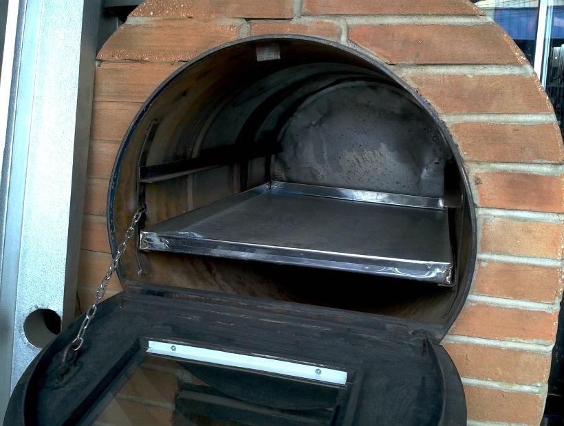 Hornos de ladrillo o piedra superaron en ventas a los de barro en chill n - Como fabricar horno de lena ...