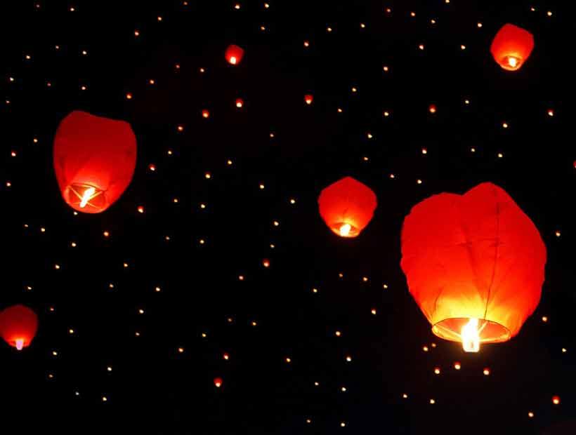 Seremi de Salud afirmó que los globos de los deseos se pueden vender ...